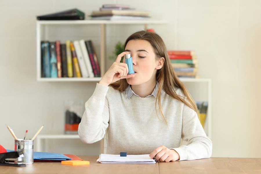 6 Health Tips For People With Asthma